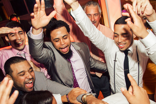 Swinging From The Chandeliers - Have The Bachelor Party To Remember