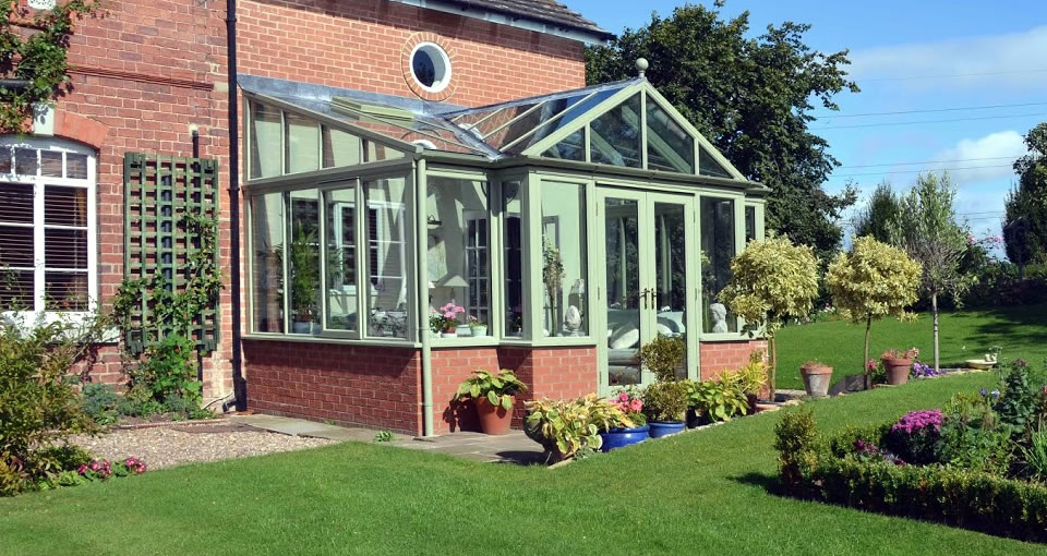 Enhance Your Home's Beauty More Than Ever By Providing Bespoke Conservatories