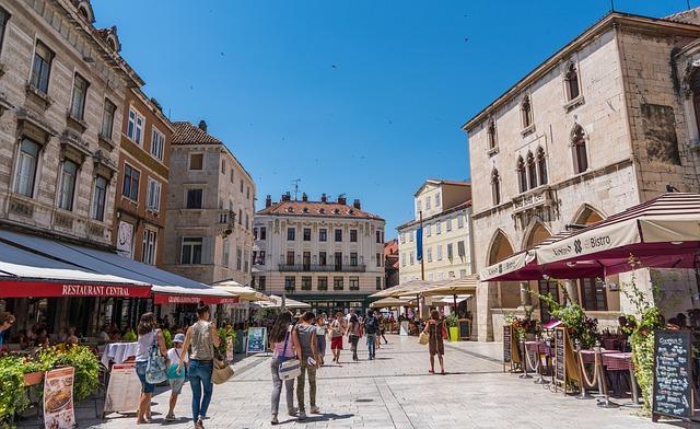 Discover Split - The Coastal Gem Of The Mediterranean