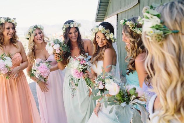 Best Summer Wedding Color Schemes