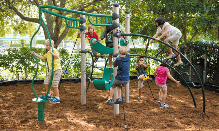 Playground Equipment To Gift Your Young Ones Their Best Childhood Memories